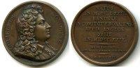 Medaille 1829 Großbritannien ~ Gulielmus Congreve / Schriftsteller und ... 55,00 EUR  zzgl. 5,00 EUR Versand