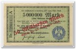50 Mrd. Mark 1923 Deutschland ~ Hamburg - Ober Postdirektion ~ ~ II-  60,00 EUR54,00 EUR  +  7,00 EUR shipping