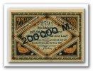 200.000 Mark (auf 1921) Deutschland ~ Hamburg / Tonndorf Lohe - Überdru... 110,00 EUR99,00 EUR  +  7,00 EUR shipping