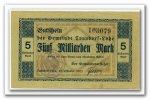 5 Mrd. Mark 1923 Deutschland ~ Hamburg / Tonndorf Lohe - Gemeinde ~ ~ I... 65,00 EUR58,50 EUR  +  7,00 EUR shipping