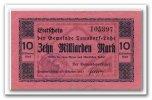 10 Mrd. Mark 1923 Deutschland ~ Hamburg / Tonndorf Lohe - Gemeinde ~ ~ ... 65,00 EUR58,50 EUR  +  7,00 EUR shipping