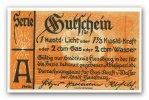 Gutschein o.J. Deutschland ~ Schleswig Holstein / Stadt Flensburg ~ ~ I  80,00 EUR72,00 EUR  +  7,00 EUR shipping