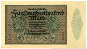 500.000 Mark 1923 Deutsches Reich / Inflation ~ Reichsbankdirektorium B... 55,00 EUR  +  7,00 EUR shipping