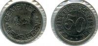 50 Pfennig 1920 Deutschland ~ Stadt Siersleben ~ ss/vz  55,00 EUR  +  7,00 EUR shipping