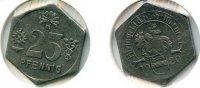 25 Pfennig 1920 Deutschland ~ Stadt Werne ~ ss  90,00 EUR65,00 EUR  +  7,00 EUR shipping