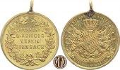 Tragbare vergoldete Bronze-Medaille nach 1886 BIRNBACH a.d. Rott (Niede... 50,00 EUR  zzgl. 5,00 EUR Versand