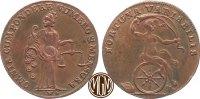 Bronze-Jeton um 1730-1788 BRAUNSCHWEIG-HANNOVER. Kurfürstentum. Georg I... 60,00 EUR  +  10,00 EUR shipping