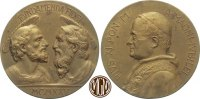 Bronze-Medaille 1925 VATIKAN. Kirchenstaat. Pius XI., 1922-1929/39 auf ... 85,00 EUR  zzgl. 5,00 EUR Versand