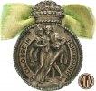 Ansteckbares versilbertes Bronze-Abzeichen 1914 MÜNCHEN. Stadt. auf den... 55,00 EUR  +  10,00 EUR shipping