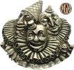 Einseit. hohlgeprägtes versilb. Bronze-Abzeichen 1901 MÜNCHEN. Stadt. a... 40,00 EUR  zzgl. 5,00 EUR Versand
