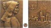 Bronze-Serienplakette o.J. (1910) FRANKREICH. LIMOUSIN. Region. auf die... 50,00 EUR  +  10,00 EUR shipping
