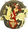 Bronze-Plakette 1982 NÜRNBERG. Stadt. der Alten Großen Nürnberger Karne... 15,00 EUR