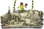 Bronze-Plakette 1976/77 STUTTGART. Stadt. der Karnevals-Gesellschaft 'Z... 20,00 EUR