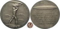 Versilberte Bronze-Gussmedaille 1925 LUFT- UND RAUMFAHRT. Luftschifffah... 190,00 EUR