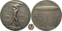 Versilberte Bronze-Gussmedaille 1925 LUFT- UND RAUMFAHRT. Luftschifffah... 190,00 EUR  zzgl. 5,00 EUR Versand