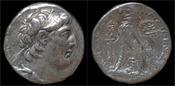 tetradrachm 138-129BC Seleucid Kingdom Sel...