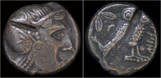 tetradrachm ca 331-320B Mesopotamia Mesopo...
