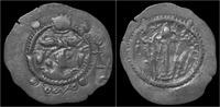 drachm 5-6th cent AD Hephthalites Hephthalites  Alchon Huns AR drachm VF  149,00 EUR free shipping
