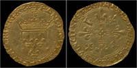 écu d'or 1515-1547AD France France François I écu d'or no date EF  899,00 EUR kostenloser Versand