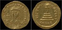 Byzanthine solidus 578-582AD VF+ Tiberius II AV solidus Constantinople mint 649,00 EUR  zzgl. 8,00 EUR Versand