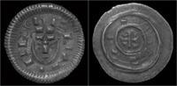 dinar 1131-1141AD Hungary Hungary Bela II AR dinar VF+  49,00 EUR Gratis verzending