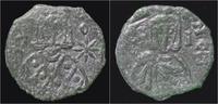 Byzantine follis 813-820AD VF+ Leo V (the Armenian) with Constantine AE ... 59,00 EUR  zzgl. 8,00 EUR Versand
