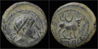 Spain AE20 1st cent BC VF Spain Castulo AE20 95,00 EUR  zzgl. 8,00 EUR Versand
