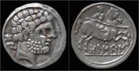 drachm ca 150-100BC Spain Spain bolskan AR drachm EF  269,00 EUR  zzgl. 8,00 EUR Versand