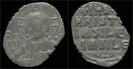 Byzantine follis ca 976-1035AD EF Anonymous, Class A2, AE follis 79,00 EUR  zzgl. 8,00 EUR Versand