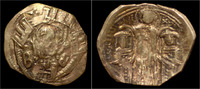 Byzantine hyperpyron ca 1294-1320AD VF+ Andronicus II Palaeologus, with ... 299,00 EUR  zzgl. 8,00 EUR Versand