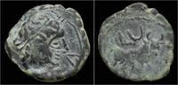semis 1st cent BC Spain Spain Castulo AE Semis VF+  59,00 EUR kostenloser Versand