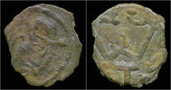 AE 7-8th cent AD Chach Chach Unknown ruler AE VF+  49,00 EUR free shipping