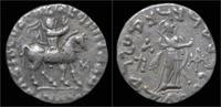 tetradrachm ca 58-19BC Indo-Scythian Kingdom Indo-Scythian Kingdom Azes... 119,00 EUR  zzgl. 8,00 EUR Versand