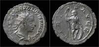 antoninianus 251-253AD Roman Volusian AR antoninianus Virtus standing r... 79,00 EUR Gratis verzending