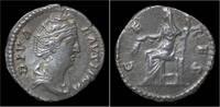 denarius 138-141AD Roman Diva Faustina Sr AR denarius Ceres seated left... 89,00 EUR kostenloser Versand
