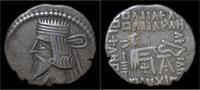 drachm 105-147AD Parthia Parthian Kingdom Vologases III AR drachm EF  69,00 EUR  zzgl. 8,00 EUR Versand