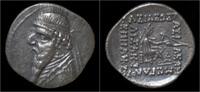 drachm 123-88BC Parthian Kingdom Parthian Kingdom Mithradates II AR dra... 129,00 EUR  zzgl. 8,00 EUR Versand