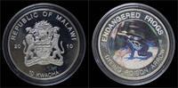 10 kwacha 2010 Malawi Malawi- 10 kwacha 2010- Endangered frogs- Dyeng p... 20,00 EUR  zzgl. 2,00 EUR Versand