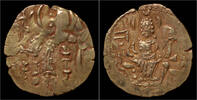 dinar after 400AD Kushan Kingdom Kushan Kingdom Kidarites  AV dinar VF  399,00 EUR free shipping