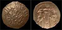 hypermyron 1282-1328AD Byzantine Andronicus II Palaeologus, with Michae... 299,00 EUR kostenloser Versand