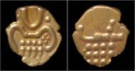fanam 1663-1776AD India India Cochin Vira Raya Raja of Cochin AV fanam EF  79,00 EUR kostenloser Versand