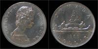 Canada 1 dollar 1968 VF+ Canada 1 dollar 1968- voyageur 8,00 EUR  zzgl. 8,00 EUR Versand