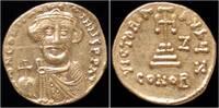solidus 641-668AD Byzantine Constans II AV solidus- rare officiana Z VF+  899,00 EUR kostenloser Versand