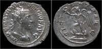 antoninianius 249-251AD Roman Trajan Decius AR antoninianus Victory run... 79,00 EUR  zzgl. 8,00 EUR Versand