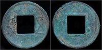 wu zhu 25-220AD China China Eastern Han dynasty bronze wu zhu VF  20,00 EUR  zzgl. 8,00 EUR Versand