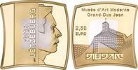 2.50 EURO 2016 LUXEMBURG LUXEMBURGER MUSEUM PP  69,90 EUR  + 15,00 EUR frais d'envoi
