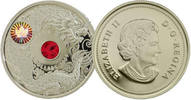 KANADA 8 DOLLAR 2009 PP MAPLE LEAF DER WEISHEIT 98,00 EUR