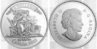 5 DOLLAR 2015 KANADA CANADIAN BANKNOTE VIGNETTE PP  72,50 EUR  + 15,00 EUR frais d'envoi
