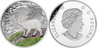 20 DOLLAR 2015 KANADA MOUNTAIN GOAT PP - FARBIG  83,00 EUR  + 15,00 EUR frais d'envoi