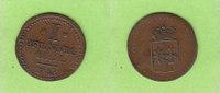 1 Pfennig 1821 Waldeck und Pyrmont Wertseite im Perlkreis sehr schön, w... 14,50 EUR  zzgl. 1,50 EUR Versand